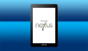 Компанией Google был представлен планшет Nexus 7