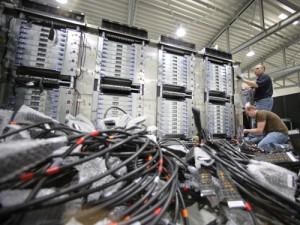 Компьютер с производительностью 5 терафлопс