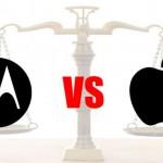 Компания Aplle теперь не имеет права подавать иски на Google's Motorola