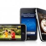 Скоростные возможности модели iPhone 3GS