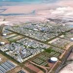 В Арабских эмиратах возводится город будущего с экологически чистой средой