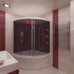 Эксперименты с проектированием ванной комнаты