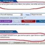 Бюро переводов-или онлайн переводчик?