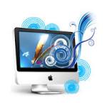 Вэб дизайн-обложка сайта
