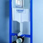 Инсталляция Grohe — высокий стиль, качество, надежность и практичность.