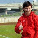 Экс-футболист сборной Украины перешел в Томь