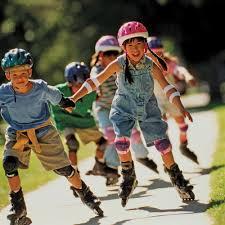 Занятия спортом с ребенком