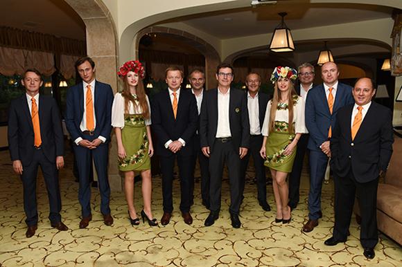 Шахтер – Янг Бойз: официальная встреча
