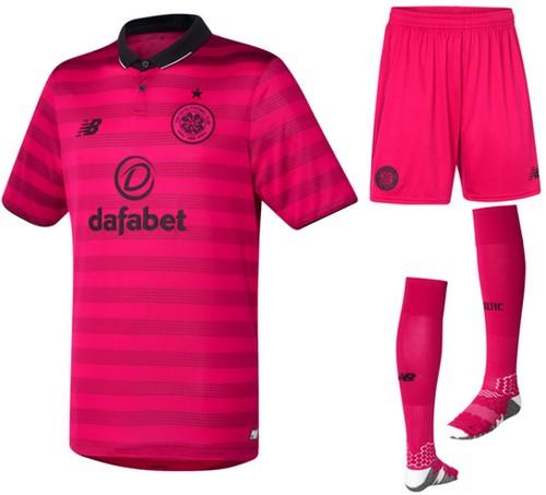 Прецедент: Селтик в очень розовой форме в новом сезоне