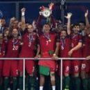 Португалия начала народное празднование чемпионства