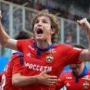Бразильский защитник ЦСКА получил российский паспорт