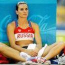 Исинбаева: Спасибо всем за похороны легкой атлетики