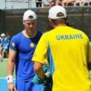 Украина вышла в плей-офф Мировой группы Кубка Дэвиса