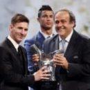 Роналду, Месси и еще восьмеро претендентов на лучшего игрока УЕФА