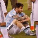 Несчастливый для Месси мяч могут продать за 27 тысяч евро