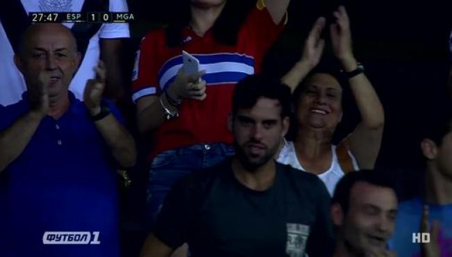 Эспаньол — Малага — 2:2: видеообзор матча