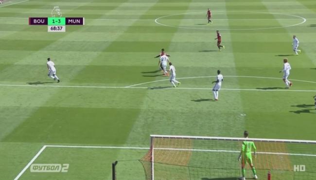 Моуринью побеждает в стартовом матче МЮ: смотреть голы