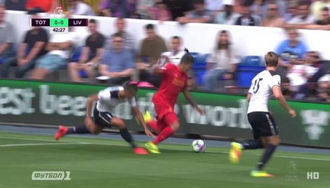 Тоттенхэм спас матч с Ливерпулем: смотреть голы
