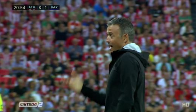 Барселона минимально обыграла Атлетик: видео решающего гола