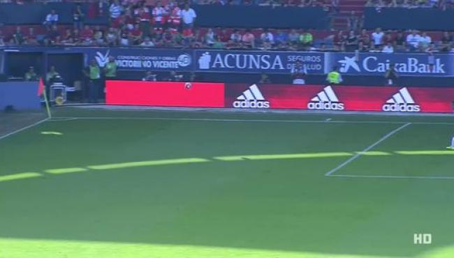 Реал Сосьедад победил Осасуну: смотреть голы