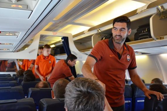 Шахтер прибыл в Стамбул