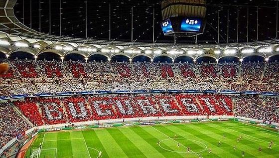 Фанаты Динамо обманули Стяуа и сделали свой перфоманс перед матчем с МанСити
