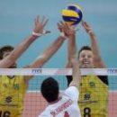 Скандал в олимпийской волейбольной селесао