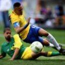 Олимпиада-2016: Бразилия с Неймаром не смогла забить десяти южноафриканцам