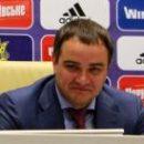 Павелко поздравил сборную Украины по пляжному футболу
