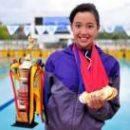 Пловчиха из Непала - самый юный участник Олимпиады