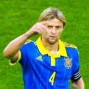 Шевченко поблагодарил Тимощука за матчи в сборной Украины