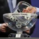Футбол 1 покажет жеребьевку Лиги чемпионов и Лиги Европы