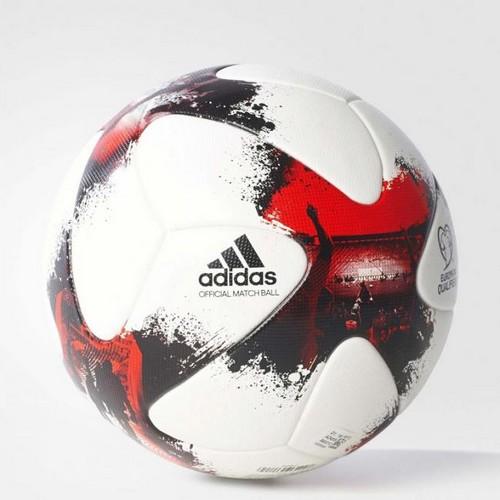 Адидас представил уникальный мяч на матчи евроквалификации ЧМ-2018