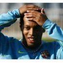 Роналдиньо вернулся в Барселону