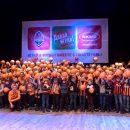 300 детей в Краматорске получили по мячу в подарок от Шахтера