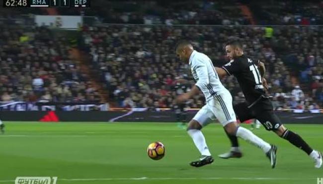 Экс-игрок Реала едва не шокировал Сантьяго Бернабеу: смотреть голы