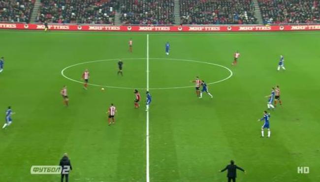 Сандерленд — Челси — 0:1: Обзор матча