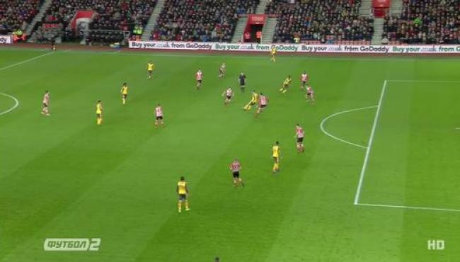 Саутгемптон — Арсенал — 0:5: Обзор матча