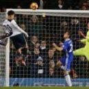 Тоттенхэм дублем Алли нокаутировал и лишил Челси рекорда: смотреть голы