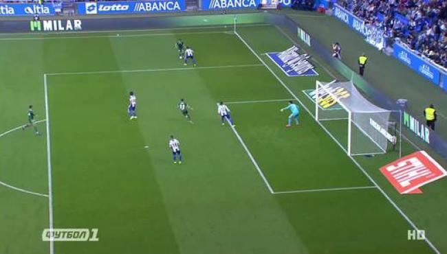 Депортиво - Бетис - 1:1: Обзор матча