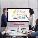 Google представила новый планшет Jamboard