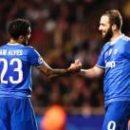 Игуаин и Дани Алвес ведут Ювентус к финалу с Реалом: смотреть голы Монако