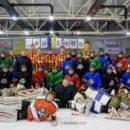 Донецк - город чемпионов: ХК Донбасс поздравил ФК Шахтер