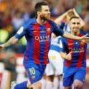 Барселона попрощалась с Луисом Энрике победой в финале Кубка Испании