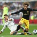 Экс-игрок Реала: Если Гризманн стоит сто миллионов, тогда Роналду — не меньше двухсот