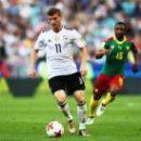 Кубок Конфедераций: дубль Вернера Камеруну принес Германии первое место