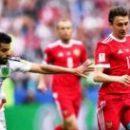 Кубок Конфедераций: Россия проиграла Мексике и выбыла из турнира
