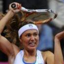 Квитова выбила украинскую теннисистку на турнире в Стэнфорде