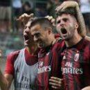 Милан, Наполи и Сампдория догоняют Ювентус и Интер