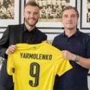 Ярмоленко: Конечно, я сразу полетел в Дортмунд - это огромный шаг вперед
